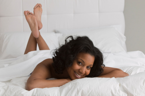 black_woman_in_bed